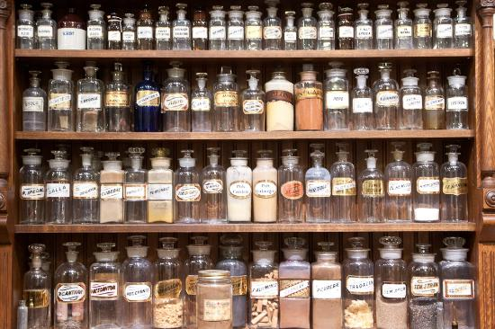 Vintage pharmacy photographs