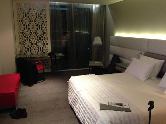Le Meridien Oran Hotel & Convention Centre : Executive room