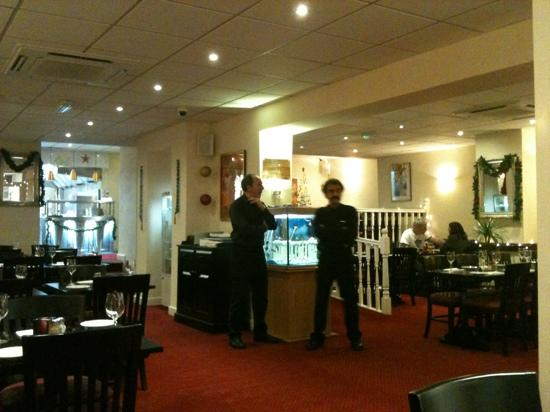 Ophelia S Place Liverpool Ny: Christakis Greek Restaurant, Smithdown Road, Liverpool