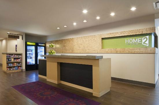 Home2 Suites Biloxi North / D'Iberville: Home2 Suites Biloxi North/D'Iberville - Reception