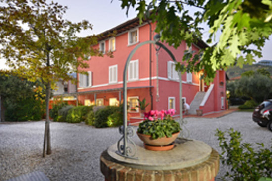 Villa a Case Rosse