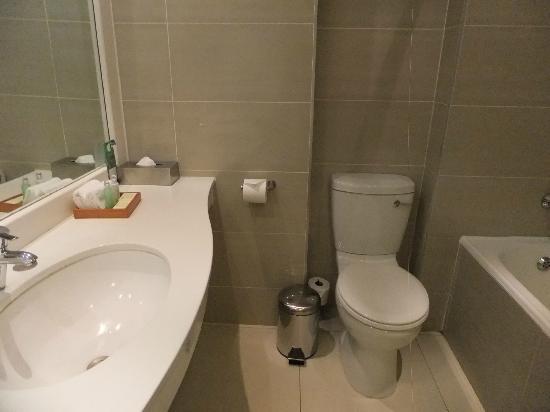 Southern Sun Elangeni & Maharani: Bathroom