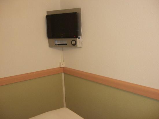 โรงแรมไอบิสบัดเจท บรูชเซ็นทรัมสเตชั่น: TV