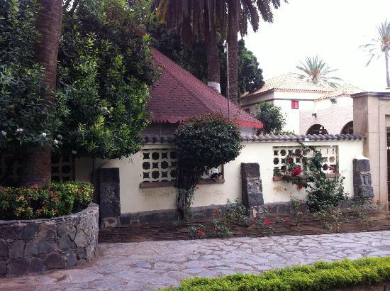 Doramas Park: Small house