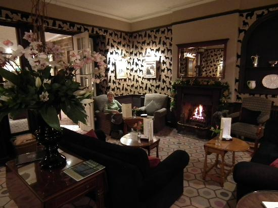 The Devonshire Arms Hotel & Spa: The Dog Lounge