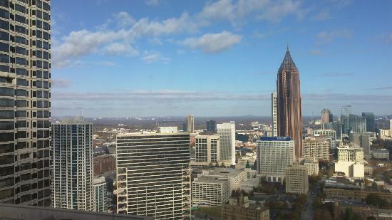 Atlanta Marriott Marquis: our view