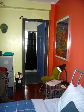 Ocean Island Inn / Backpackers / Suites : Private Double Bedroom