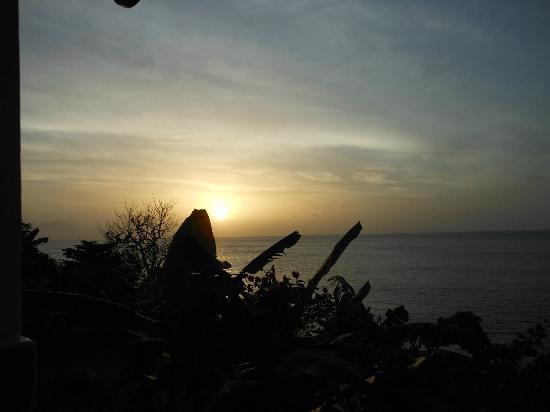 Ti Kaye Resort & Spa: sunset