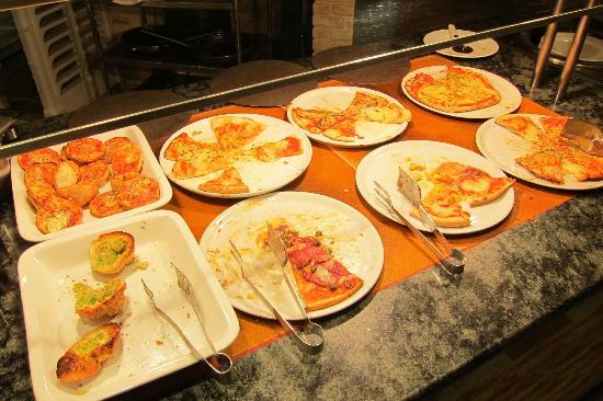 Pizzas Et Bruschettas Picture Of Clubhotel Riu Vistamar