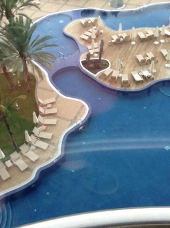 Radisson Blu Resort, Gran Canaria: heated pool