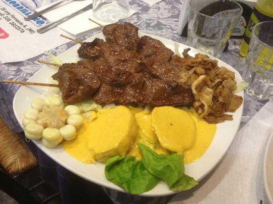 Ristorante el chorillano in milano con cucina latino americana - Cucina americana milano ...