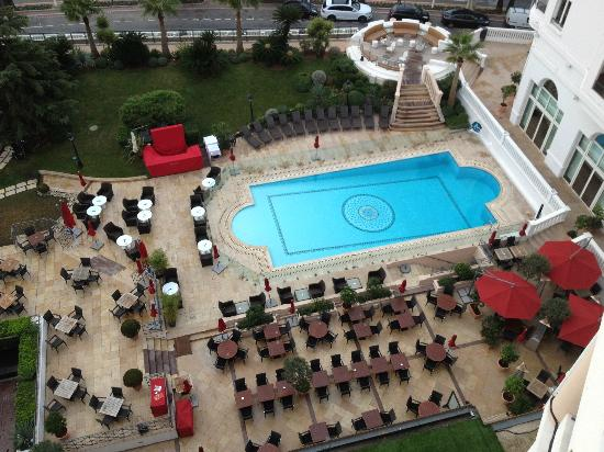 Hotel Barriere Le Majestic Cannes: Piscine