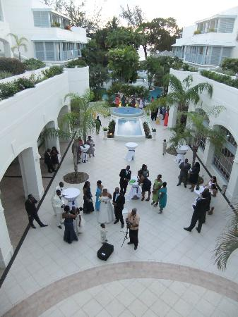 Savannah Beach Hotel Wedding At The
