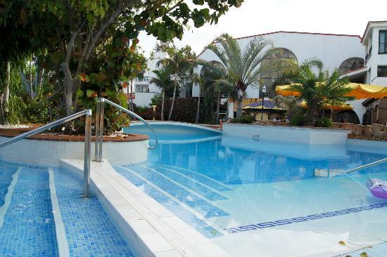 Park Club Europe Hotel: basen