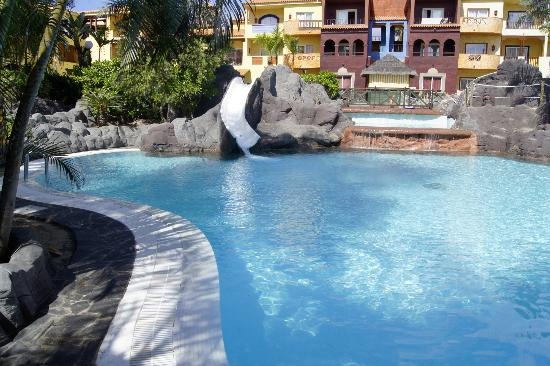 Park Club Europe Hotel: basen w części laguna