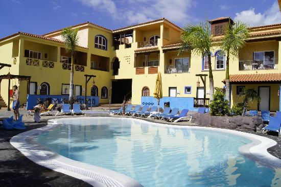 Park Club Europe Hotel: jeden z basenów