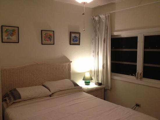 Coral Gardens: notre chambre