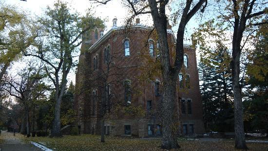 University of Colorado at Boulder : CU campus area