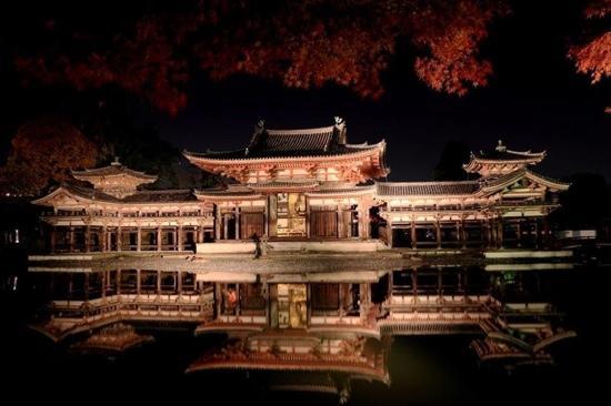 Uji, Japonia: 秋の平等院