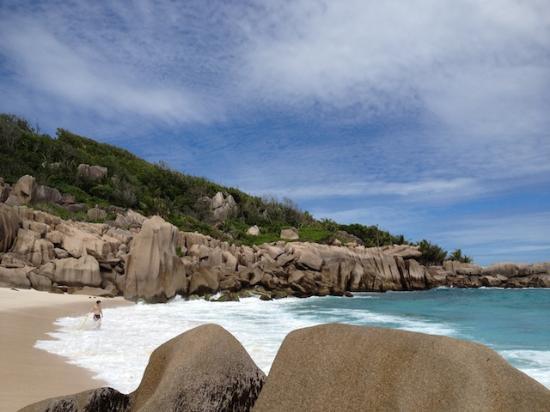 Spiagge di Anse Marron