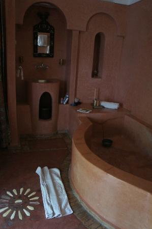 Dar Mouassine : Salle de bains