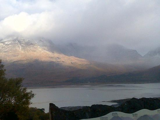 The Torridon Inn: In the grounds of the inn