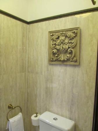 Melia Royal Alma: Baño bonito y limpio