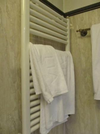 Melia Royal Alma: Calentador de toallas
