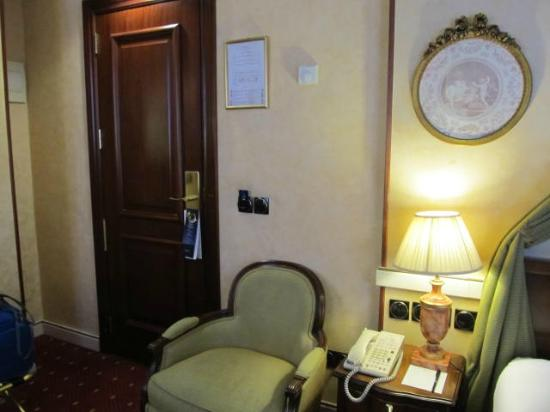 Melia Royal Alma: Habitación cómoda
