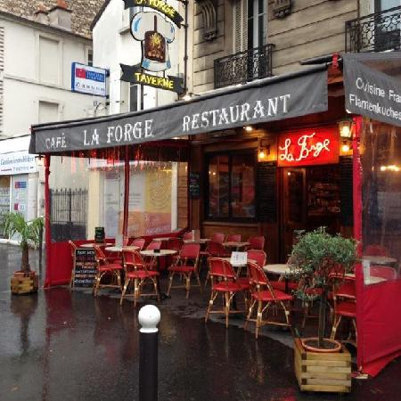 Café-restaurant la Forge: La Forge