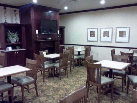 Country Inn & Suites By Carlson, Galveston Beach: Breakfast area.