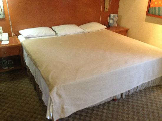 Eurostars Zona Rosa Suites: This is how we found our bed made one day