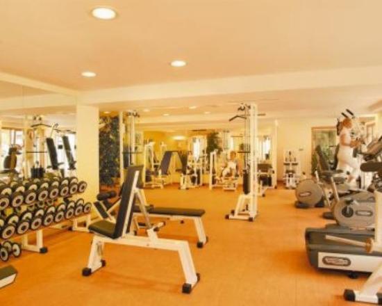 Wellnesshotel Bergland: Fitness centre