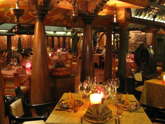 The Imperial Hotel : Spice Route Restaurant