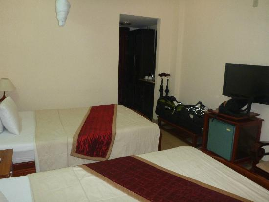 Thuy Duong 3 Hotel: Room on ground floor - very comfortable