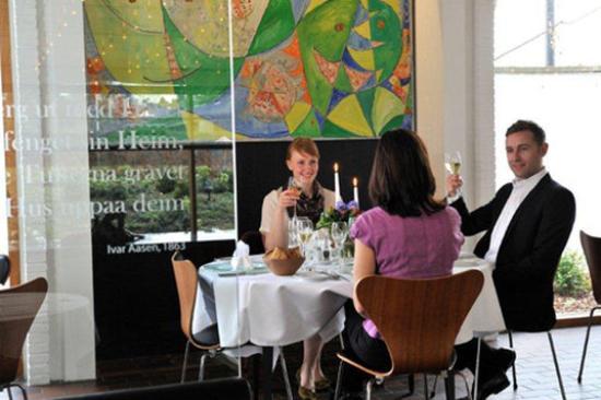 Schaeffergarden: Restaurant