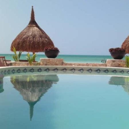 Holbox Dream Beach Front Hotel by Xperience Hotels: Pool