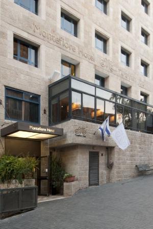 Montefiore Hotel: Entrance