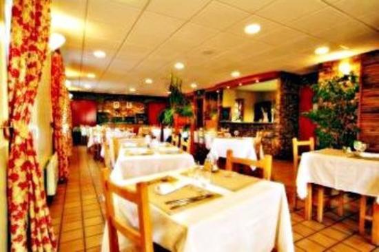 Prest'Hotel : Restaurant