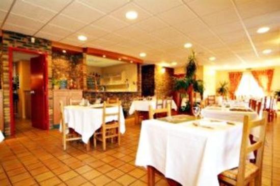 Chavelot, ฝรั่งเศส: Restaurant