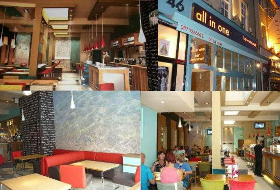 All In One Bar & Restuarant: All in One Bar