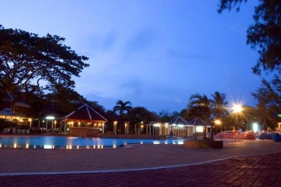 Eurasia Cha-am Lagoon: Hotel View