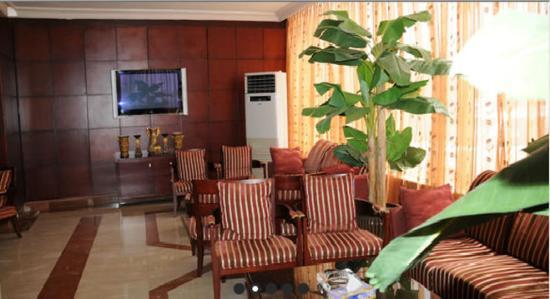 Boudl Corniche Hotel : Lobby
