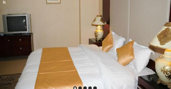 Boudl Corniche Hotel : Guest Room