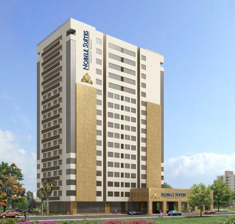 Nobile Suite Monumental: Fachada Do Hotel