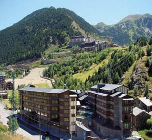 Hotel Euro Esqui: Hotel