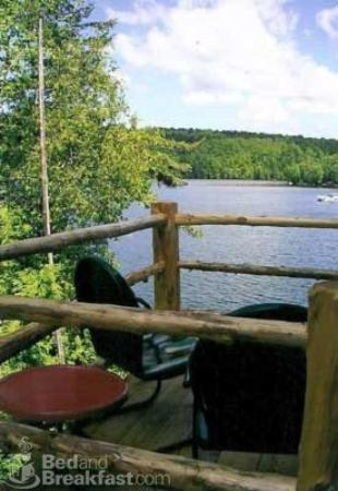 Kiwassa Lake Bed & Breakfast: Saranac Lake New York Kiwassalakebedbreakfastandca