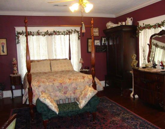The Villa Bed Breakfast Galveston Tx