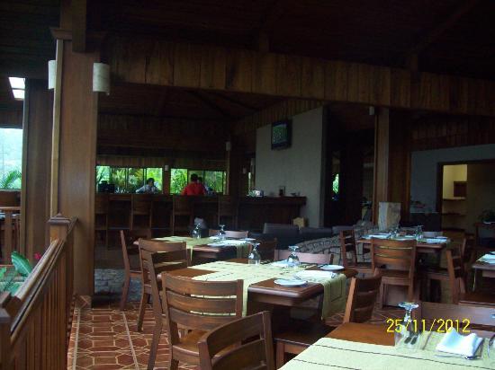 Arenal Manoa Hotel: Restaurante