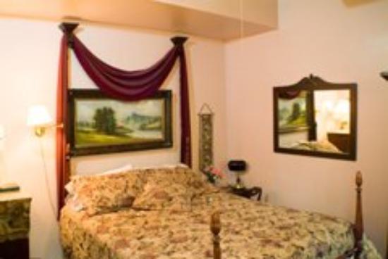 Castle Garden Bed and Breakfast: New King Queen